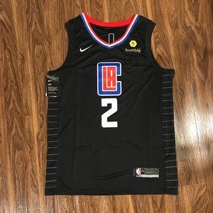 Kawhi Leonard Los Angeles Clippers Nike Jersey